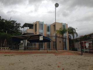 Beachfront apartment in with kayaks, Cabo Rojo