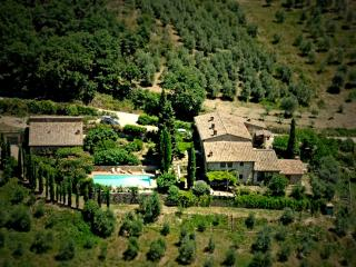 La Casa in Chianti, renovated farmhouse with pool, Gaiole in Chianti