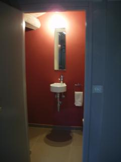 Toilet in Rosso room