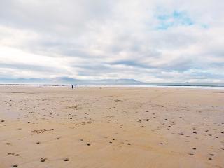 Golden sands of Banna beach