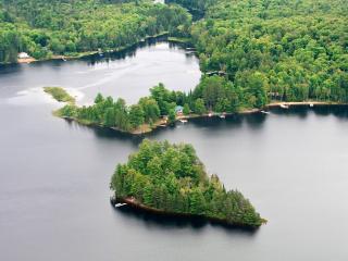 Gents Island Algonquin/Muskoka/Ontario