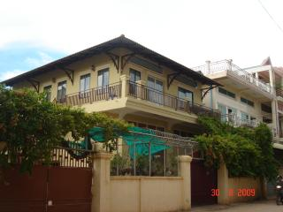 2 furnished bedrooms on Second floor for rent, Phnom Penh