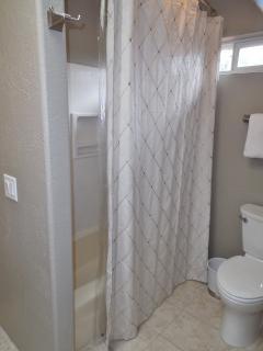 Shower and Tub bathroom #4