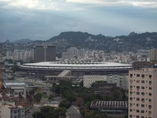 TEMPORADA RIO DE JANEIRO PERTO ESTÁDIO MARACANA, Río de Janeiro