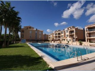 Javea groundfloor 3 bedroom apartment, Jávea
