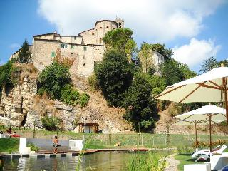 SPA - Antique house in Medieval village - 100m fro, Sasso Pisano