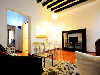 Nicolas Apt. Well equipped and with a small patio, Palma de Mallorca