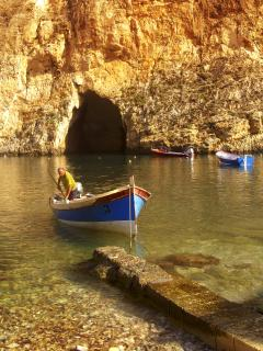 Inland Sea Gozo - cruises depart daily 5 minutes by bus