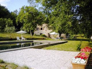 Villa in Umbria with pool and wi-fi, Otricoli