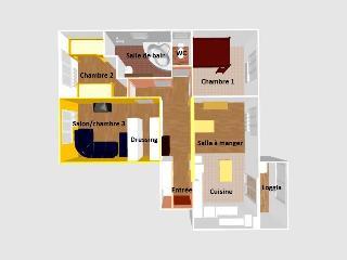 Appartement 4 à 6 personnes au coeur des pyrénées, Lourdes