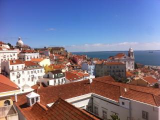 appartement medieval centre historique (alfama), Lissabon