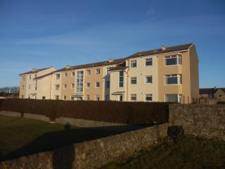 Douglas Court, beach front apartment, Troon