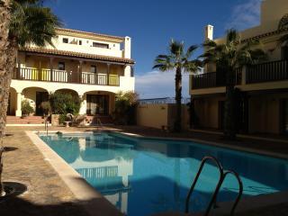 Impresionante apartamento a pasos del puerto deportivo, playa, bares, Villaricos