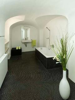 bathroom ( tube and shower)