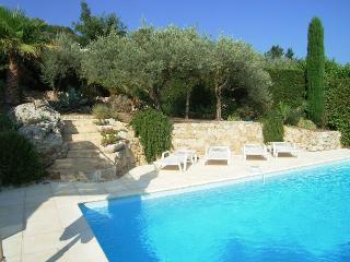 Villa familiale à Callas 3 chambres pour 6 personnes