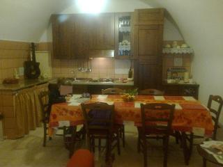 tipica casa del centro storico pugliese