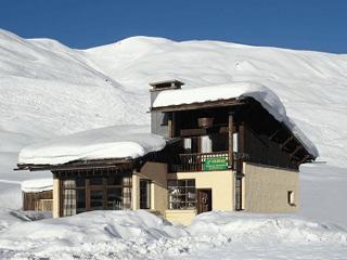 Chalet Sauterelle, Tignes