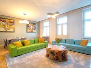 Bellevue Apartment, Praag