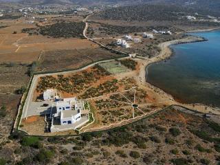 St. Miron private beach property, Paros