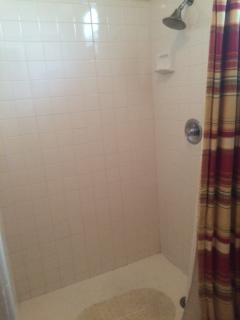 2 Person Spacious Walk in Shower
