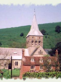 All Saints Church, East Meon