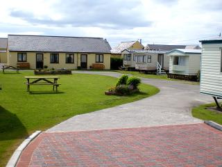 Holiday Bungalow in Dinas Dinlle, Caernarfon