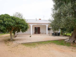 Villa in campagna, Ostuni