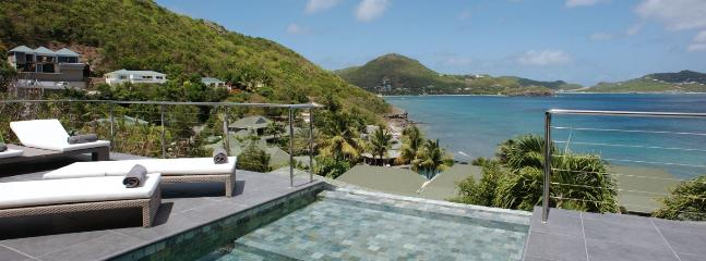 Villa Mirande SPECIAL OFFER: St. Barths Villa 175 From The Living Room, Or Your Lounge Chair The View Is Outstanding., San Bartolomé