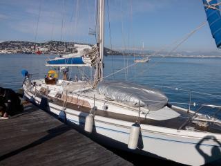 voilier 12 m à Cannes