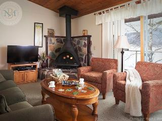Cozy Condominium with Deck Overlooking Whitefish Lake