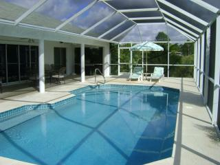 Private Pool Home Fort Myers area