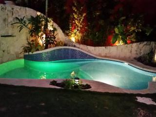 Casa Laguna Azul, Puerto Morelos
