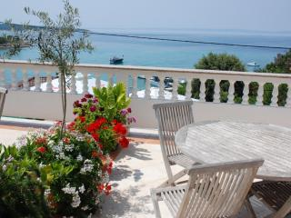 Apartment Arbia 1 for 2-3 persons with sea view, Rab Island