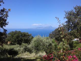 Villa panoramica immersa nel verde, Marina di Maratea