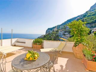 Living Amalfi luxury villa with sea view in Amalfi, Vettica