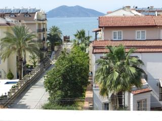 Stella Classic Holiday 1 Bedrm Apart with Sea View, Fethiye