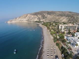 2 bed 2 bath with pool in picturesque Pissouri