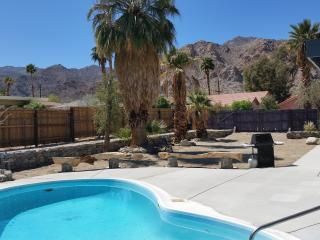 La Quinta Cove Pool Home