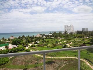 Estudio frente mar preciosa, Playa Mujeres
