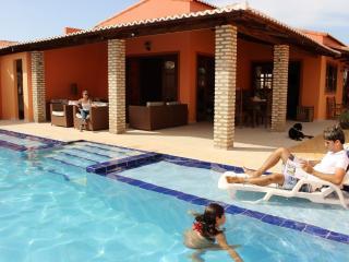 Casa Ravenala com piscina privada, Touros