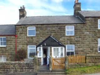 HART COTTAGE, pet-friendly, terraced cottage with a woodburner and countryside