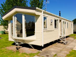 Willerby Sierra HQ Caravan 133 at Butlins Minehead
