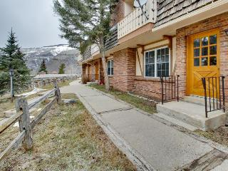 Ski all day, warm up by the fire at night at this East Vail cozy condo!