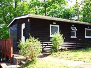 Riverside Dog Friendly Chalet Glan Gwna Park (271)