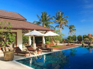Samui Island Villas - Villa 113 Quiet Sandy Beach, Laem Set