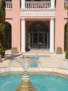 The Spa at Villa Padierna Hotel