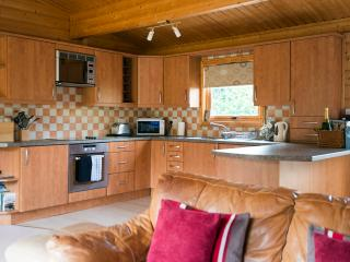 Relax ... kipplochan is fully equipt for all your culinary needs.. including cookery books !