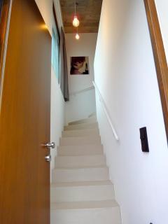 Eigener Zugang zur Wohnung