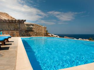 Villa With Breathtaking View - Transfers Included, Mykonos-Stad