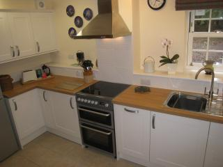 All modern appliances included, fridge freezer, microwave, dishwasher, washing machine